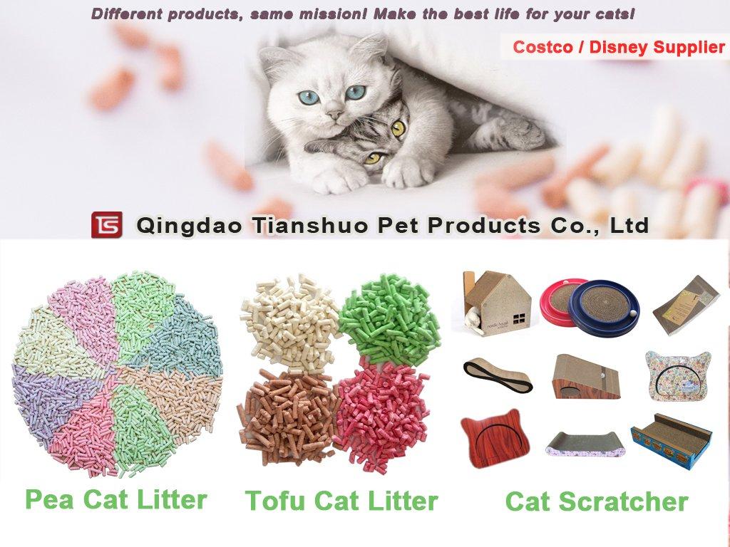 tofu cat litter manufacture